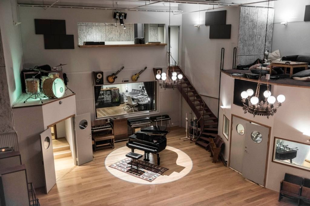 Music Studio Interior Design 7 Setups To Inspire Your Workspace