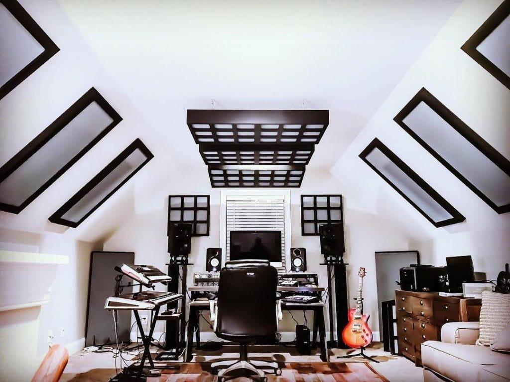 Music Studio Interior Design 7 Setups To Inspire Your Workspace Producer Hive