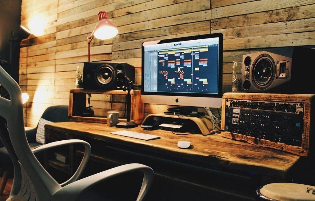 Music Studio Interior Design 7 Setups To Inspire Your Workspace