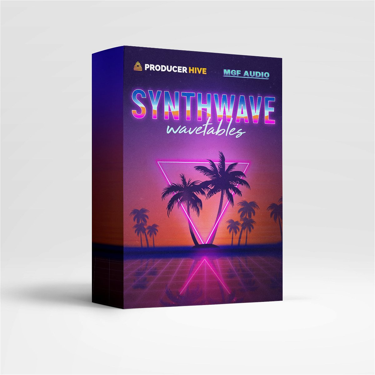 Synthwave Wavetable Pack