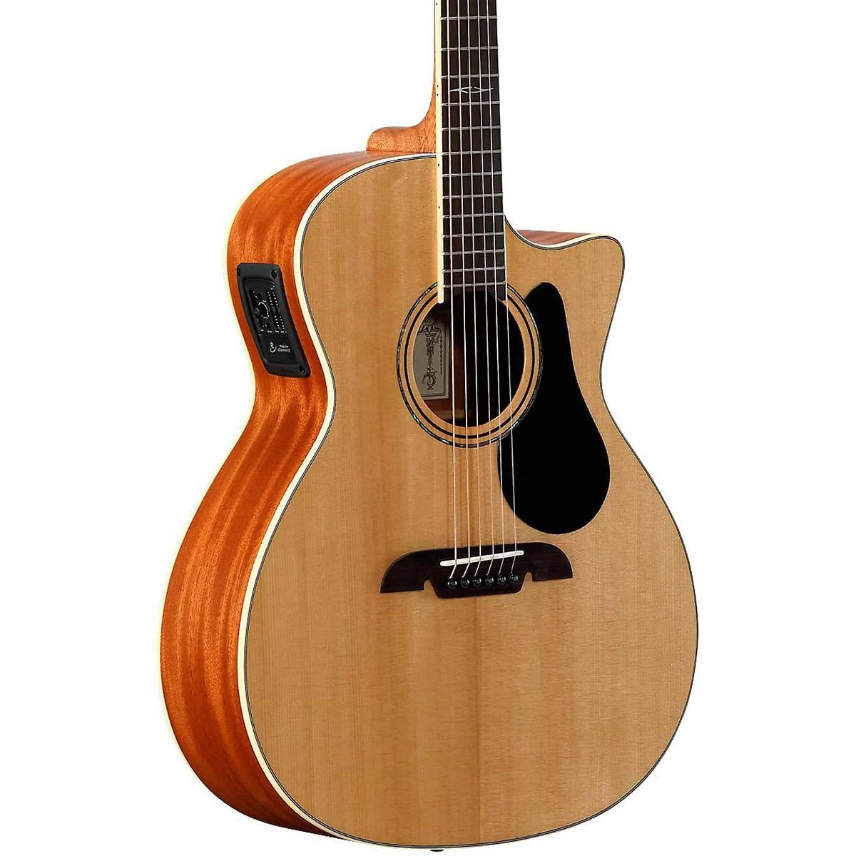 Alvarez Artist Series AG60CE Acoustic-Electric Guitar