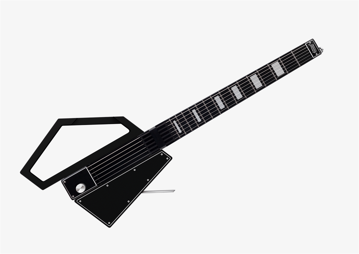 Jammy: A Super-Portable MIDI Guitar