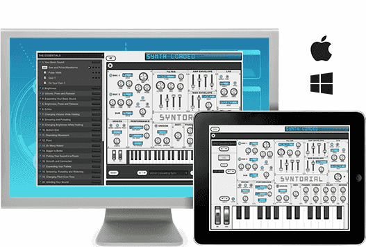 Syntorial: A New Way To Learn Synthesis