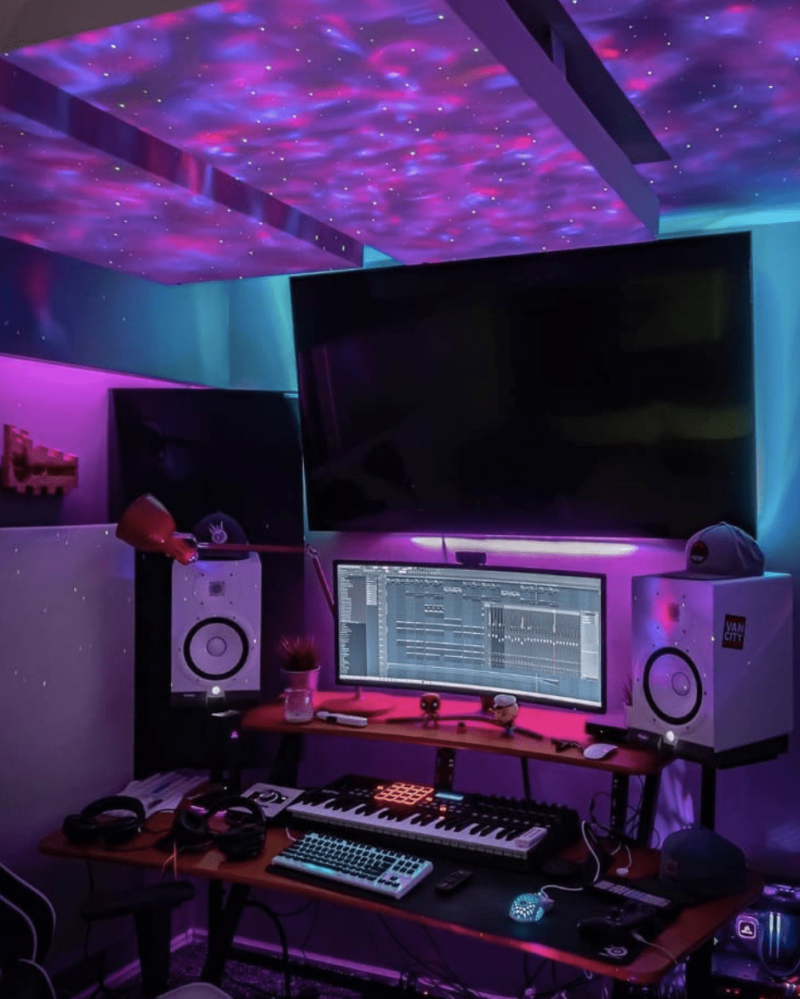 14 Producer Setups That Make Amazing Use Of Space